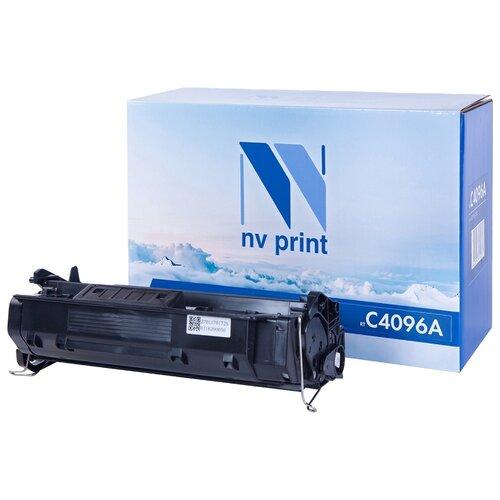 Фото - Картридж NV Print C4096A для HP картридж nv print s050167 для