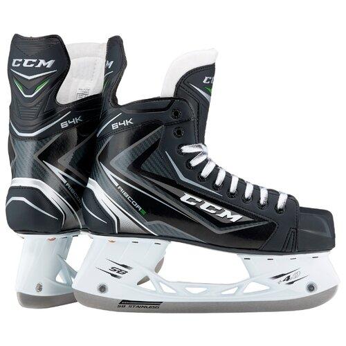 Детские хоккейные коньки CCM ccm перчатки хоккейные ccm ccm js 350 размер 13