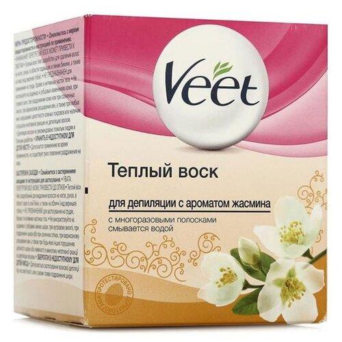 Veet Тёплый воск с ароматом
