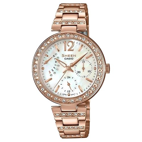 Наручные часы CASIO SHE-3043PG-7A casio she 3048pgl 7a