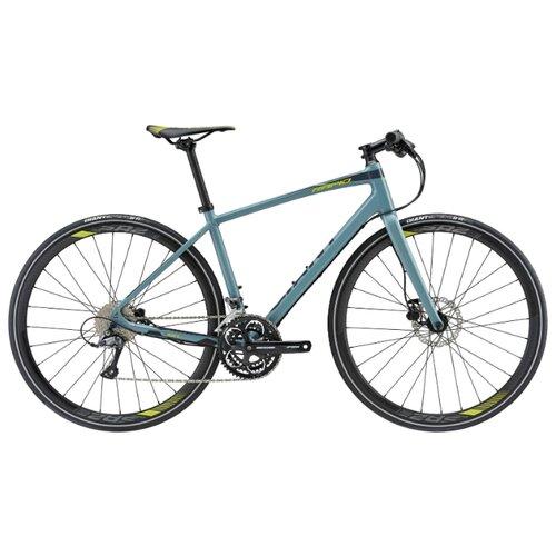 Шоссейный гибрид Giant Rapid 3 велосипед giant rapid 1 2018