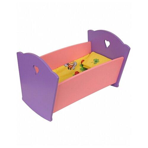 Краснокамская игрушка Кроватка игрушка