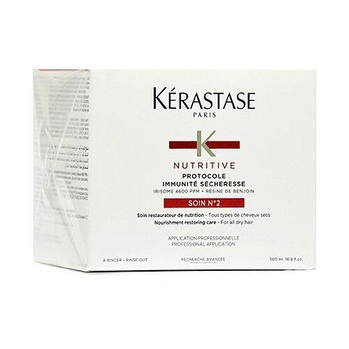 Kerastase Nutritive Protocole наноэмульсия акваолеум 4 ампулы по 12 мл kerastase nutritive