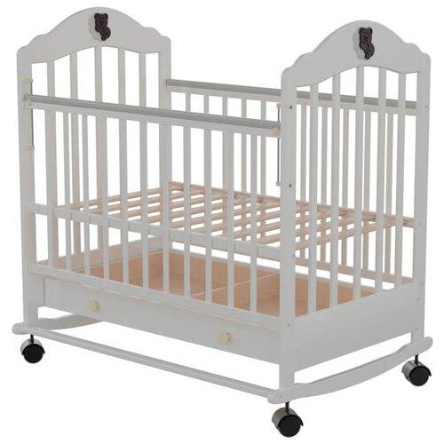 Кроватка Briciola Briciola-7 кроватка briciola briciola 7 колесо качалка авт с ящиком светлая br0705