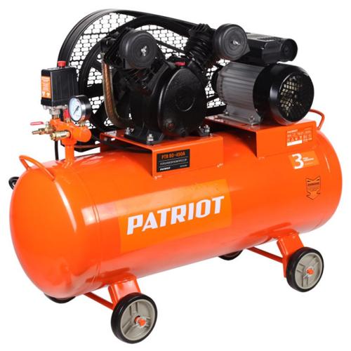 Компрессор масляный PATRIOT PTR компрессор поршневой patriot ptr 100 440i масляный [525301965]