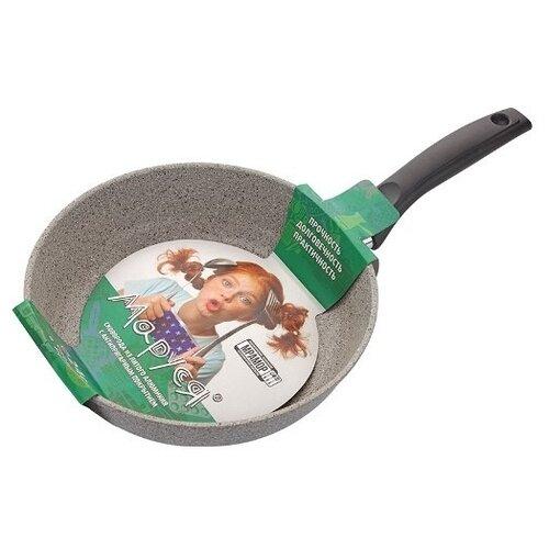 Сковорода Маруся Мрамор 9126 26 сковорода d 24 см kukmara кофейный мрамор смки240а
