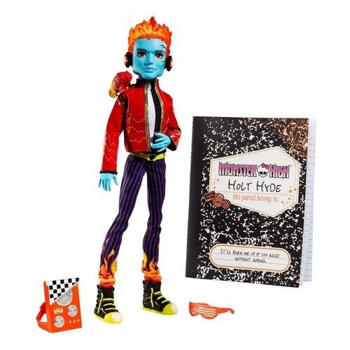 Фото - Кукла Monster High Холт Хайд с кукла элль иди boo york monster high