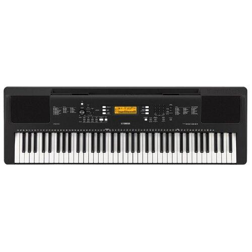 Синтезатор YAMAHA PSR-EW300 синтезатор yamaha psr ew300 black