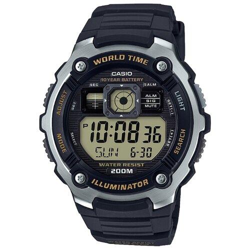 Фото - Наручные часы CASIO AE-2000W-9A ae 2000w 1a