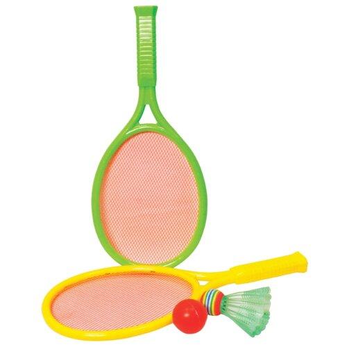 Набор для игры в теннис и теннис