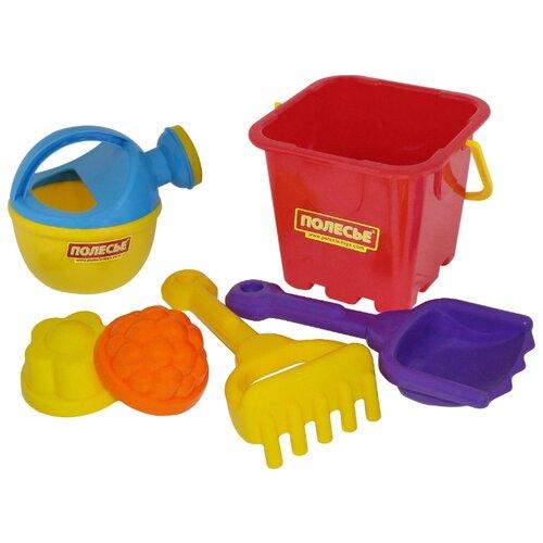 Фото - Набор Полесье №299 35530 полесье набор игрушек для песочницы 468 цвет в ассортименте