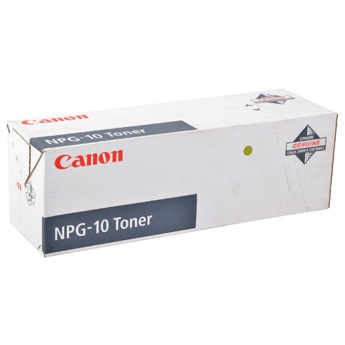 Фото - Картридж Canon NPG-10 BK 1381A003 конструктор город мастеров большие кубики супер джипы ll 1008 r