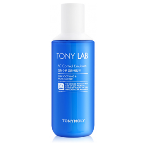 TONY MOLY Tony Lab Эмульсия AC кеды tony p tony p to041awiag64