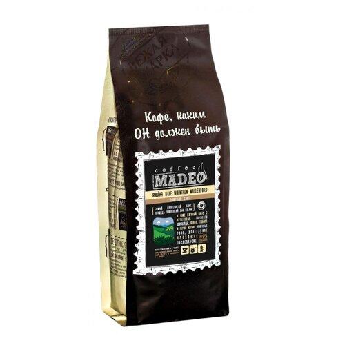 Кофе в зернах Madeo Ямайка Blue