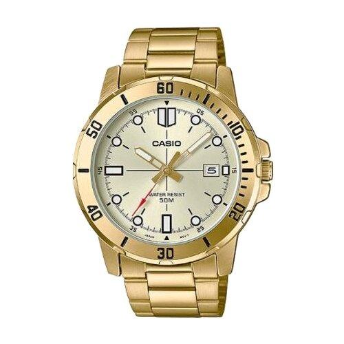Наручные часы CASIO MTP-VD01G-9E casio mtp v007l 9e