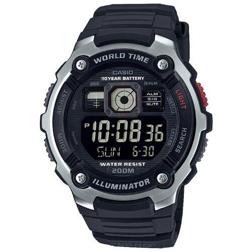 Фото - Наручные часы CASIO AE-2000W-1B ae 2000w 1a