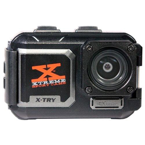 Фото - Экшн-камера X-TRY XTC810 HYDRA x try xtc242 ultrahd 4k wifi autokit цифровая экшн камера