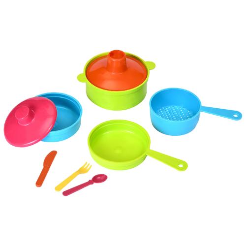 Фото - Набор посуды Росигрушка Рыбный росигрушка игрушечный чайный набор большая компания