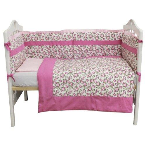 комплекты в кроватку ByTWINZ комплект в кроватку