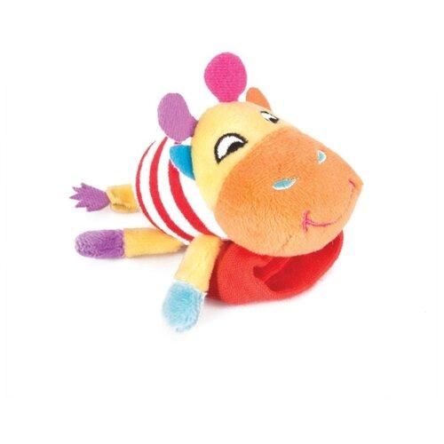 Погремушка Happy Snail Жираф погремушка happy snail гантелька