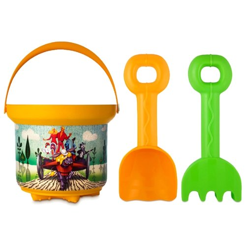 Набор Росигрушка Бременские набор игрушек для ванны росигрушка утка и утята