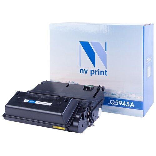 Фото - Картридж NV Print Q5945A для HP картридж nv print cf380x для hp