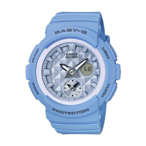 Наручные часы CASIO BGA-190BE-2A casio bga 220b 2a