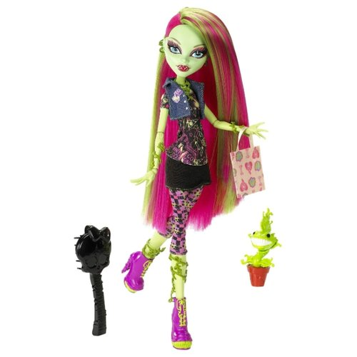 Фото - Кукла Monster High Венера кукла элль иди boo york monster high