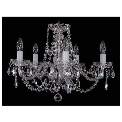 Bohemia Ivele Crystal 1406 6 подвесная люстра bohemia ivele 1406 10 240 ni leafs