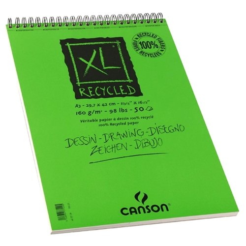 Альбом Canson XL Recycled 42 альбом canson xl bristol 42 х