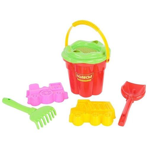 Фото - Набор Полесье №319 35622 полесье набор игрушек для песочницы 468 цвет в ассортименте