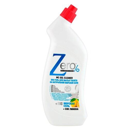 Zero% Эко гель для туалета zero k