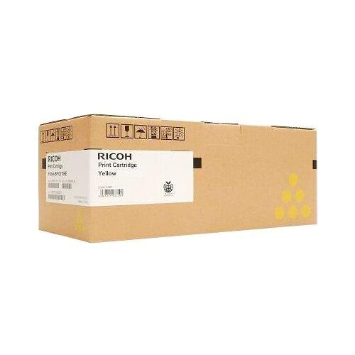 Фото - Картридж Ricoh SP C352E Yellow картридж ricoh sp c352e для ricoh sp c352dn голубой 6000стр