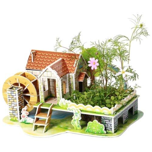 3D-пазл Zilipoo 3D Радужный дом пазл zilipoo пекарня 571 d 34