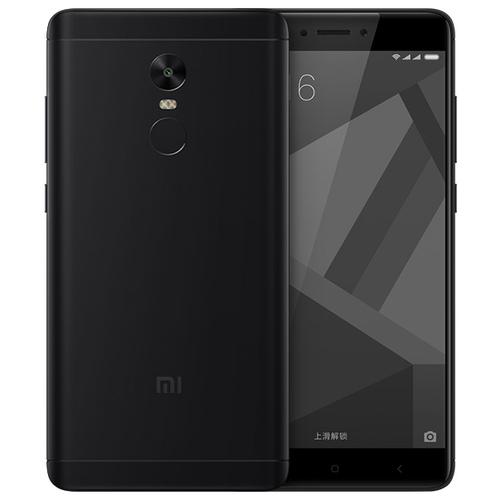 Смартфон Xiaomi Redmi Note 4X 3 смартфон