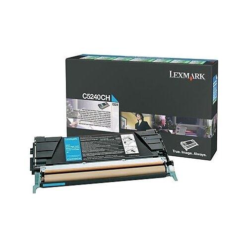 Фото - Картридж Lexmark C5240CH lexmark multifunction mono laser mb2338adw