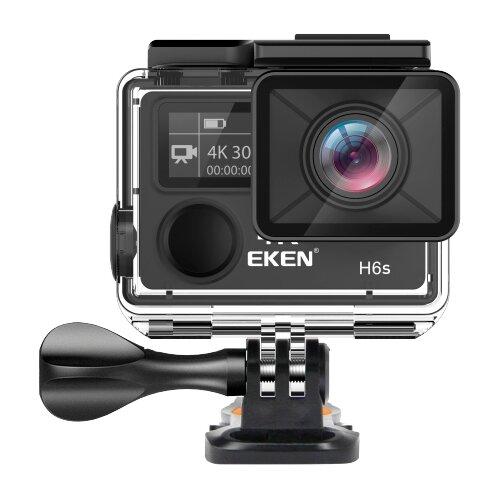 Фото - Экшн-камера EKEN H6S аксессуар крепление на голову eken gp23 для gopro hero eken