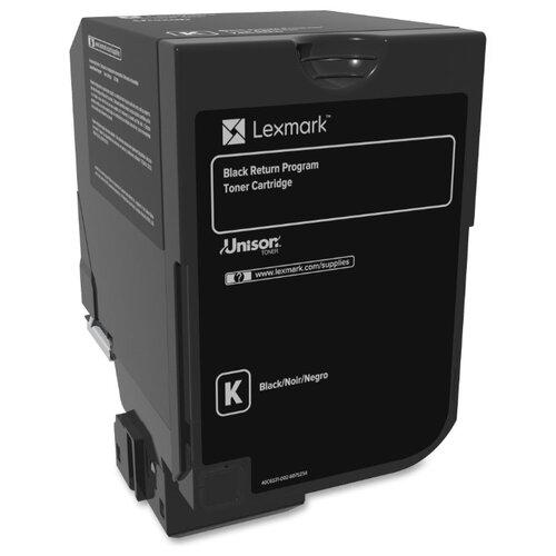 Фото - Картридж Lexmark 74C5HKE lexmark multifunction mono laser mb2338adw