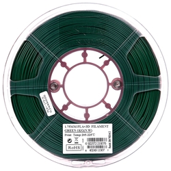 PLA+ пруток ESUN 1.75 мм зеленый