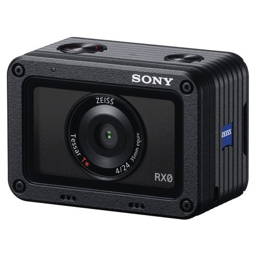 Фото - Фотоаппарат Sony RX0 штатив sony vct sgr1 для rx100 rx0 черный