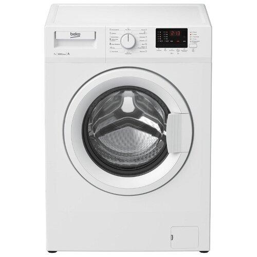Стиральная машина Beko WRE 75P2 стиральная машина beko wre 75p2 xww белый