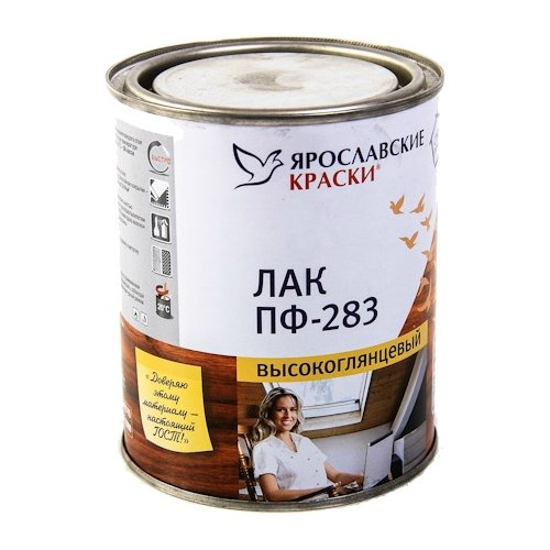 Лак Ярославские краски ПФ-283