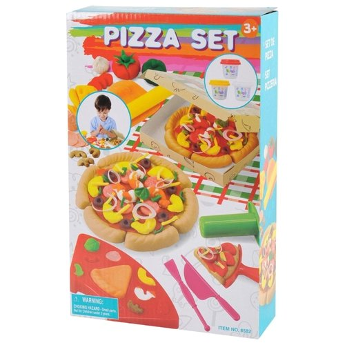 Масса для лепки PlayGo Пиццерия елена маслякова твоя пиццерия