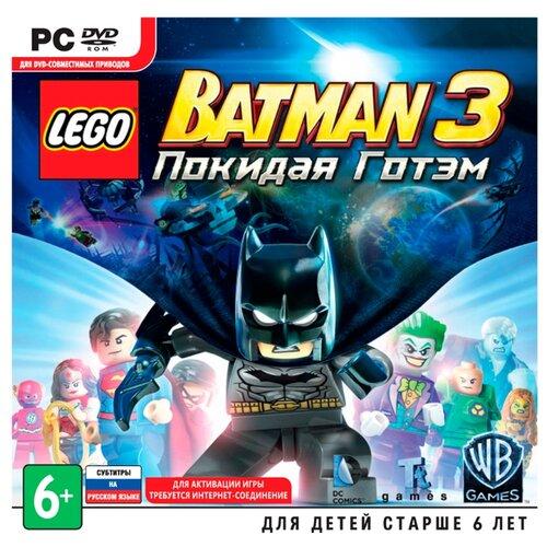 LEGO Batman 3: Beyond Gotham beatty s robinson r floyd j batman gotham knights 48