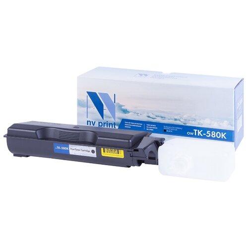 Фото - Картридж NV Print TK-580 Black картридж nv print tk 8505 black