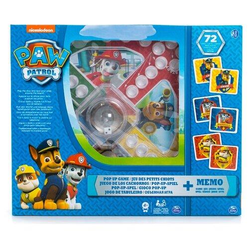 Набор настольных игр Spin spin master 6033153 семейный набор из 10 настольных игр