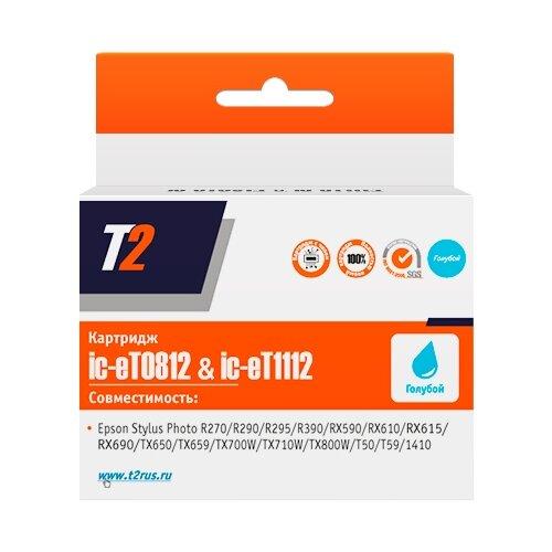 Картридж T2 IC-ET0812 IC-ET1112 картридж t2 cb324he 178xl ic h324