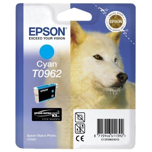 Фото - Картридж Epson C13T09624010 комплект белья артпостель миллениум семейный наволочки 70x70 520