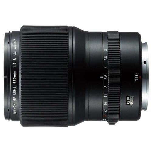 Фото - Объектив Fujifilm GF 110mm f 2 объектив
