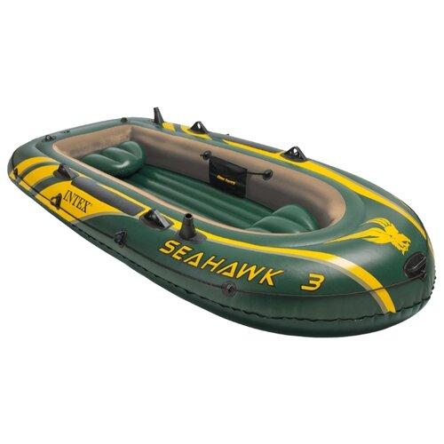 Надувная лодка Intex Seahawk-3